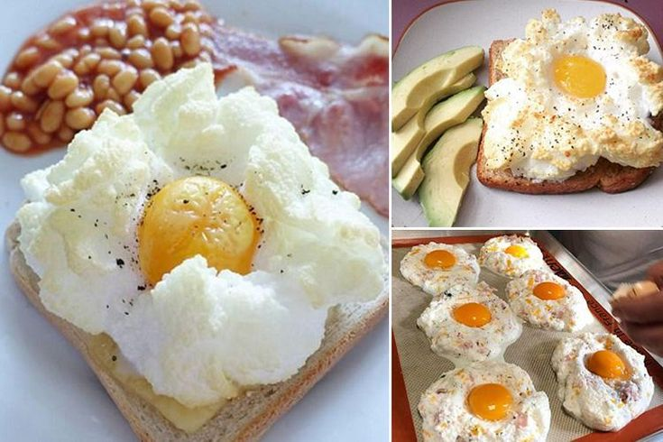 A NEW way of prepping eggs is taking the internet by storm. Cloud eggs are the latest bizarre food craze – and they're putting tiredold scrambled, poached and fried into the shade. Thi…