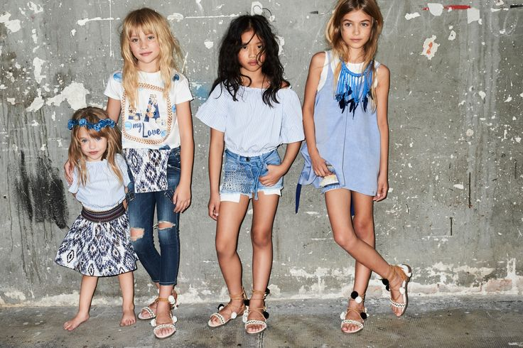 Denim Passion for Miss Grant Easy&Chic SS 2017