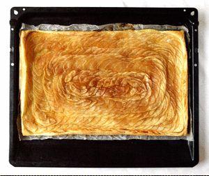 CHEZ LUCIE: Jablečný koláč s karamelem