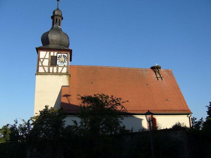 Gutenstetten-Reinhardshofen, Evan.Luth. Filialkirche St. Kilian