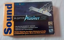 Creative Sound Blaster Audigy PCI (70SB057000000) Sound Card