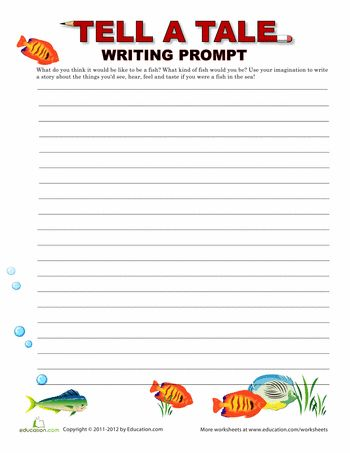 creative writing grade 3 Let the writing begin these free creative writing prompts take advantage of a third grader's new found ability to express him or herself using the written word.