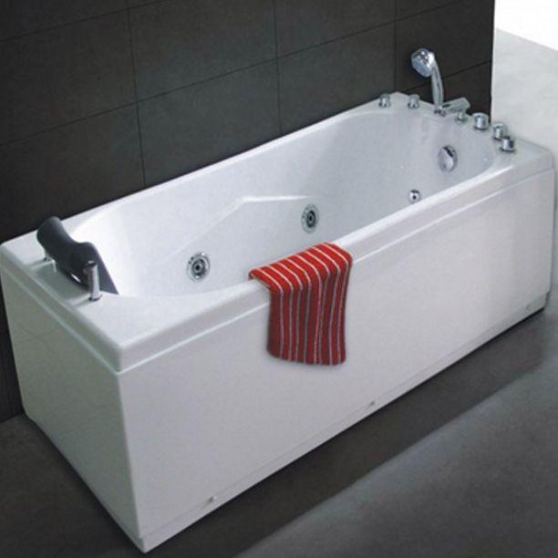 Акриловая ванна #Royal Bath Tudor Tudor RB 407701 170x75 см - отличная эргономичная конструкция!  #акриловая, #акриловые, #акриловую, #акриловой, #акриловых, #акриловаяванна, #ванну, #ванне, #ванн, #ванны, #купитьванну, #дизайн, #ремонт, #обустройство, #сантехника, #сантехнику, #сантехники, #сантехнике, #скидки, #ванна.