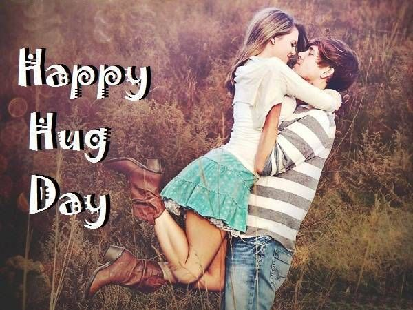 Hug Day Messages