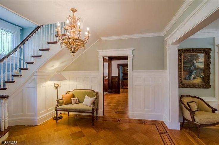 Recently sold: $1,850,000. Set atop a gentle knoll, well back from the quiet street, this magnificent Colonial mansion combines the time-honored elegance of an earlier era with all the comfort and amenities of contemporary suburban living. This stunning home?s many highlights include a commercial grade kitchen with hand laid herringbone floors, custom Crown Point cabinetry and Sub-Zero/Wolf appliances; marble and stone bathrooms; professionally installed home entertainment and music syst...