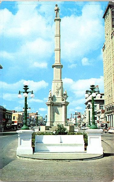 augusta s confederate monument confederate monument augusta georgia