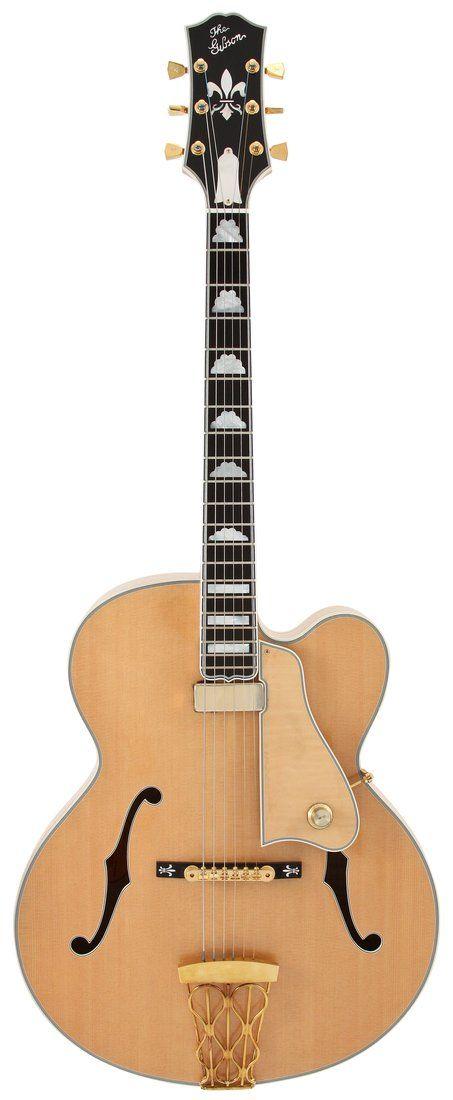 Gibson Electric Guitar | Custom Shop 1998 Citation Antique Natural | Rainbow Guitars