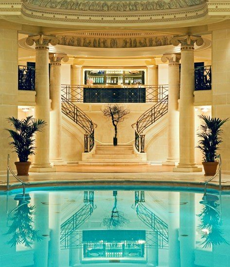This would be the entrance to the cool pool/bar/lounge in another pin!!