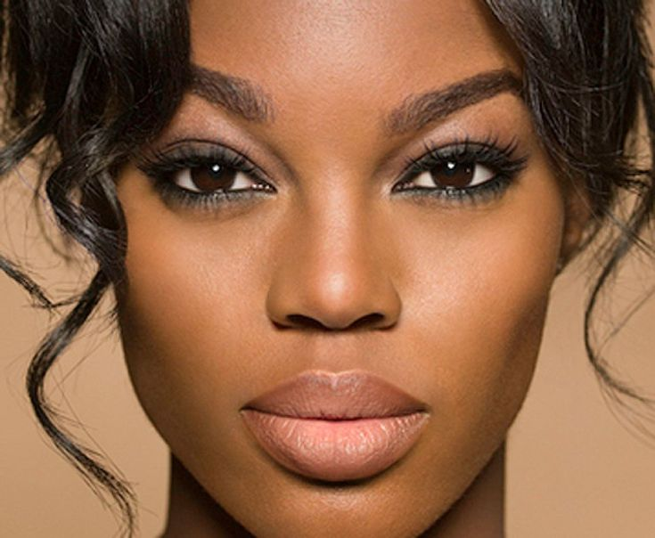 Eye Makeup For African American Skin #EyeMakeupSummer