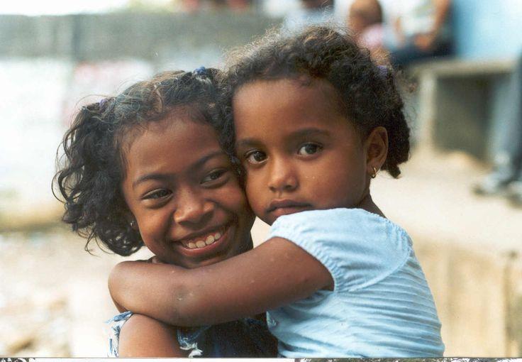Niños del Bajo Cauca