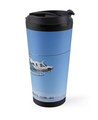 Bell 212 Travel Mug - $25.38   http://www.redbubble.com/people/precisionheli/works/12918406-bell-212-twin-helicopter?p=travel-mug