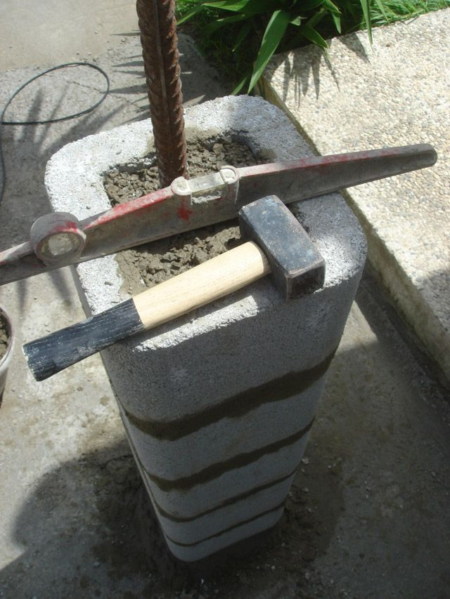 Precio bloque de hormigon 40x20x20 buscar con google for Como hacer una pileta de cemento