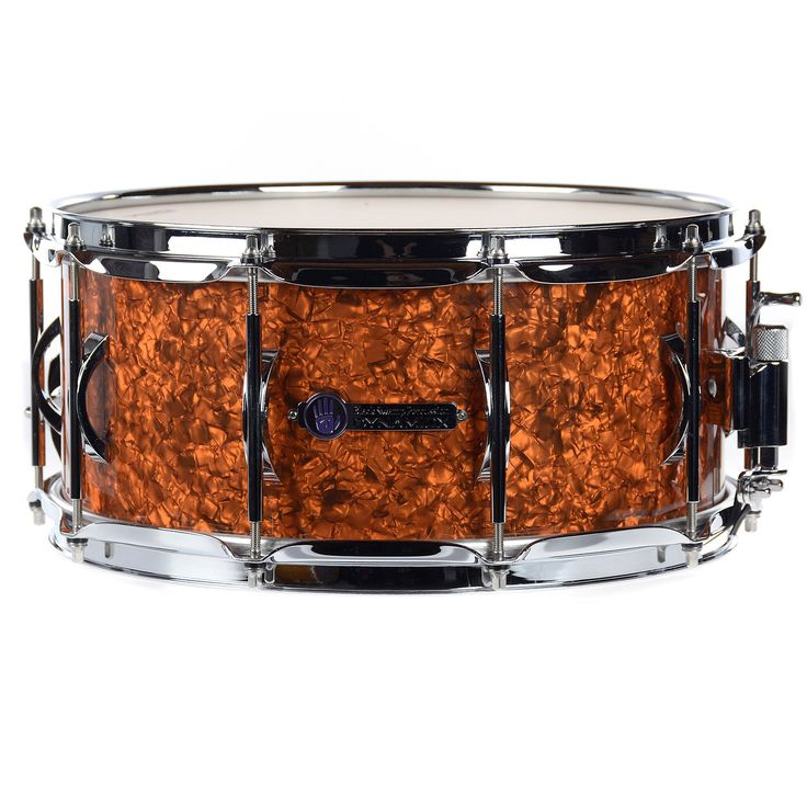 Dynamicx 6.5 x 14 Copper Pearl Snare Drum from Chicago Music Exchange