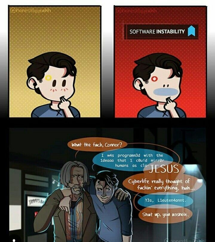 Detroit Become Memes 2 Detroit Become Human Detroit Become Human Connor Detroit