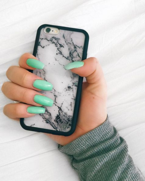 Marble Iphone 6 6s Case Awesome Nature And Selena