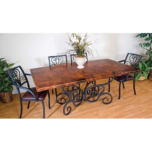 MC-70-255 Mathews and Co. Alexander Large Dining Table $1260.00