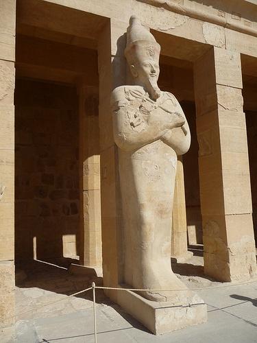 Queen Hatschepsut Temple,Luxor,Egypt