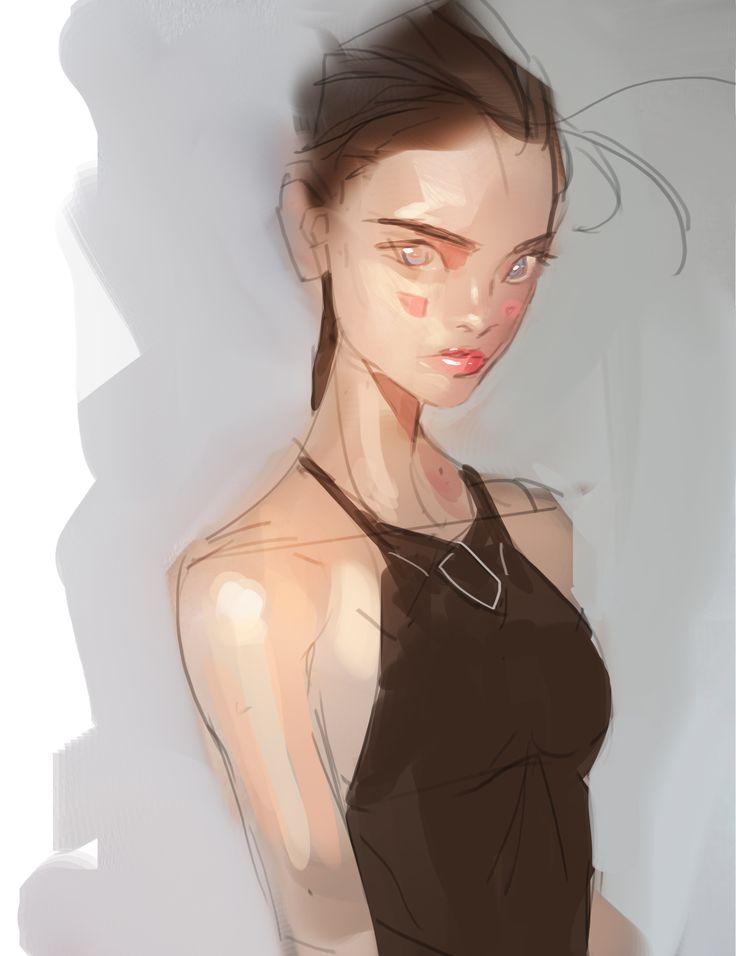 ArtStation - Sketch Dump, Ahmed Aldoori