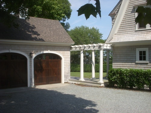 17 best images about garage breezeway on pinterest house for House plans with breezeway between house and garage