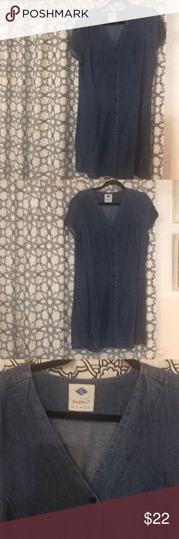 Sadie Robertson Denim Dress! Sadie Robertson Denim Dress! This is SO cutr and on trend. You can add so many fun accessories to this staple piece! sadie Robertson Dresses