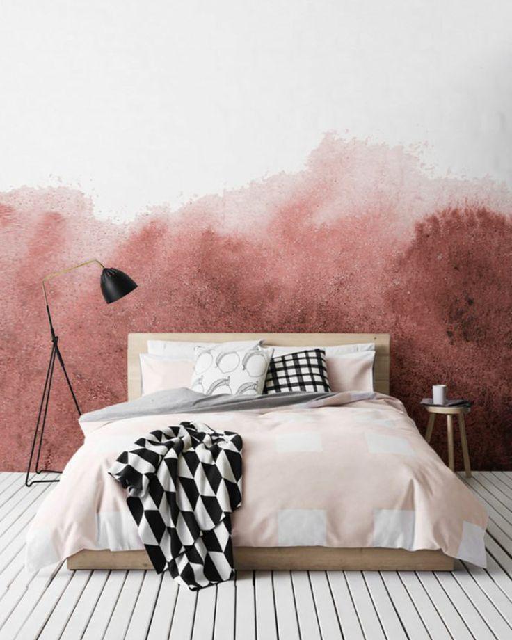 deco rose chambre