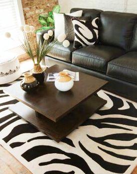The 25 best Zebra living room ideas on Pinterest Classic living