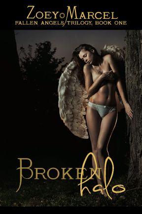 Broken Halo (Fallen Angels 1) - MF with multiple partners, group sex, FF  Dark fantasy erotica/Regency England