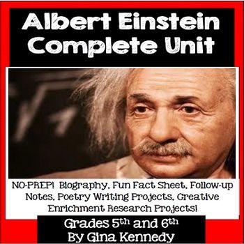 Albert Einstein biography book