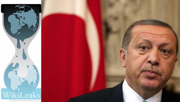 Αποκάλυψη: Έγγραφα του Wikileaks συνδέουν την οικογένεια Ερντογάν με το πετρέλαιο του ISIS