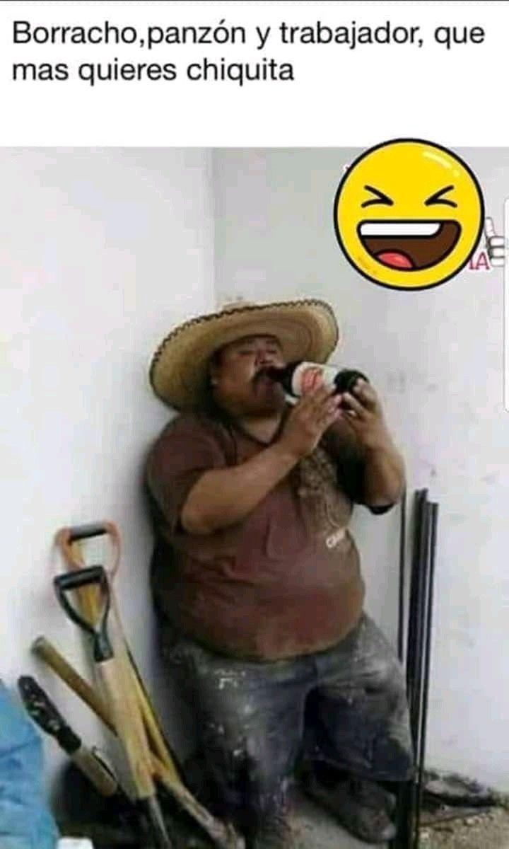Pin De Janeth Acosta En Memes Borracho Memes Chico