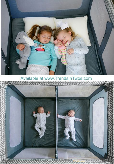 Twin Cribs Beds Made For Twins Beb 233 S Pinterest