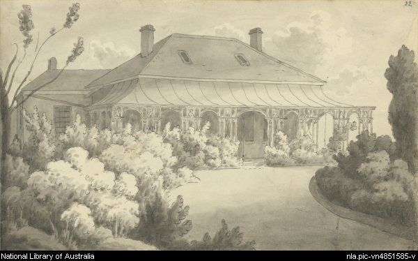 National Library of Australia Digitial Collection Glover, John Richardson, 1790-1868 An amazing collection of pencil drawings.