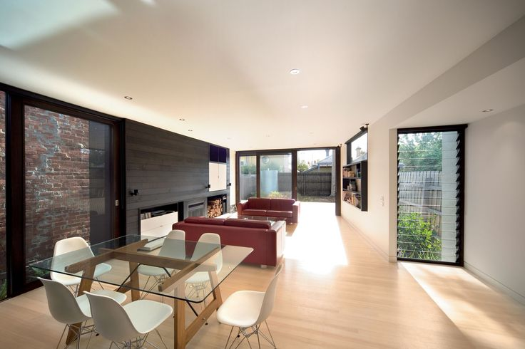 Fireplace by Heatmaster Australia : Old House | Jackson Clements Burrows