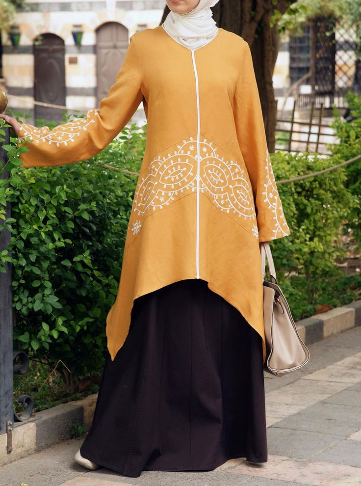 Soreya Embroidered Tunic