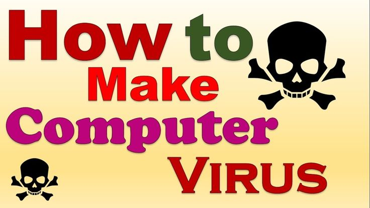 Computer virus kaise banaye, How to make computer virus in hindi