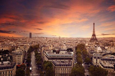 Romantisch Parijs #stedentrip #voordelig #travel #parijs