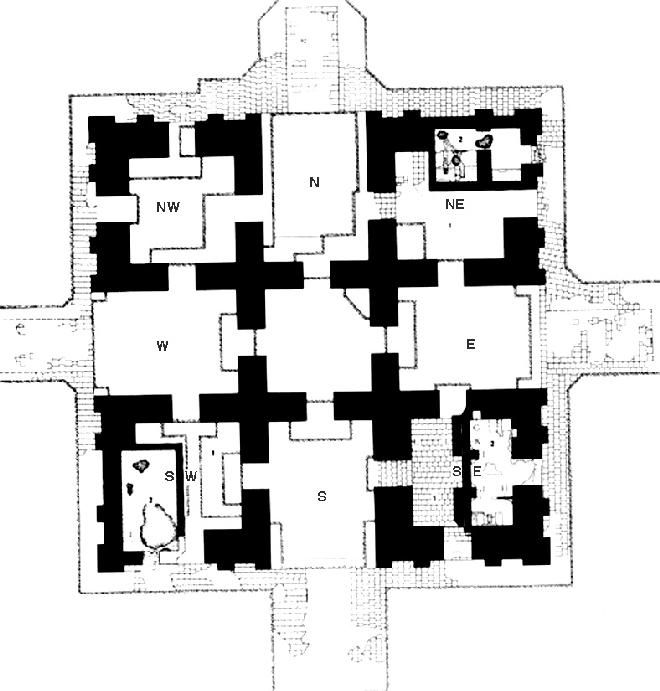 106 best planimetria images on pinterest architectural drawings architecture drawings and for Garden pavilion crossword clue