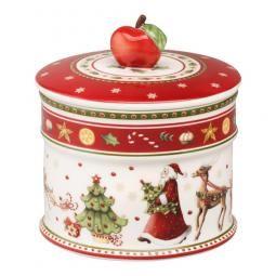 Villeroy & Boch Kerst Winter Bakery Delight Koekjesdoos - klein