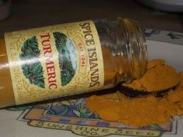 Tumeric for Arthritis: The dose for dog pain is 1/8 to ¼ tsp. for every ten pounds of dog weight.