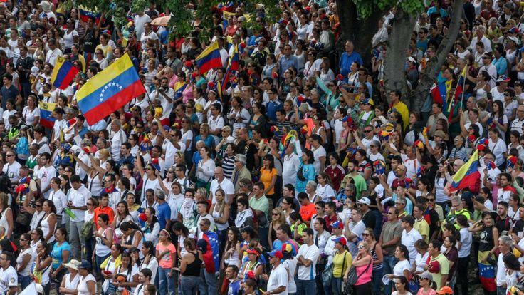Sacharow-Preis verliehen - Opposition in Venezuela wird geehrt - Politik Ausland - Bild.de