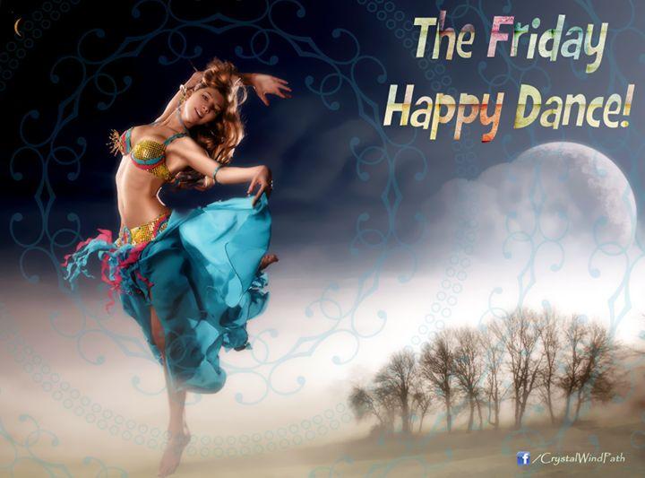 The #Friday #Happy Dance! :) - http://ift.tt/1oNRVdq
