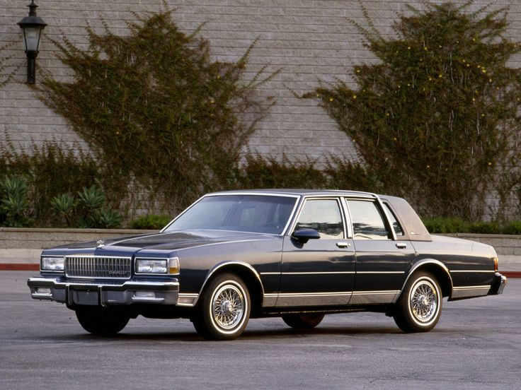 Chevrolet Caprice | Chevrolet Caprice Brougham: Photos, Reviews, News, Specs, Buy car