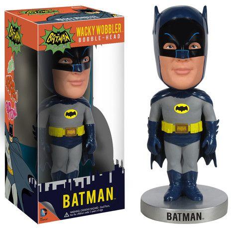 Wacky Wobbler: DC Comics Batman 1966 | Funko