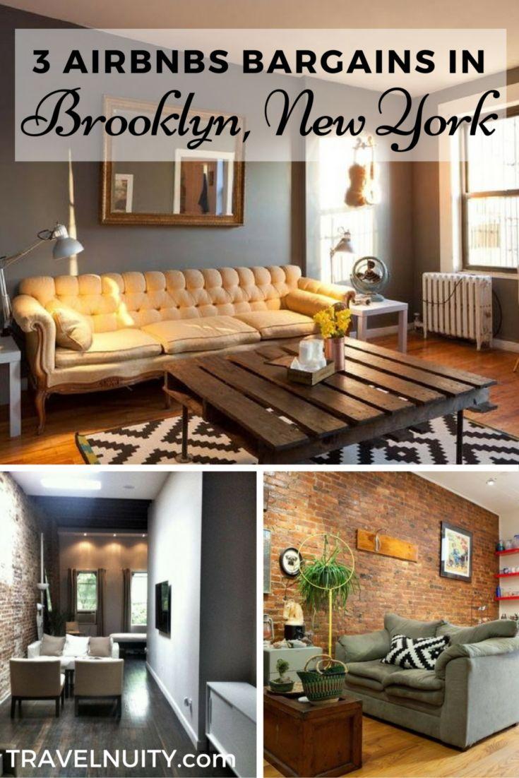 3 Airbnb bargains in Brooklyn, New York