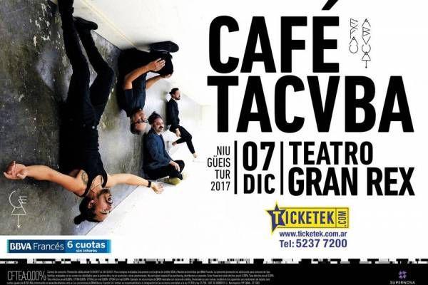 CAFÉ TACVBA gana el Latin GRAMMY por su álbum JEI BEIBI