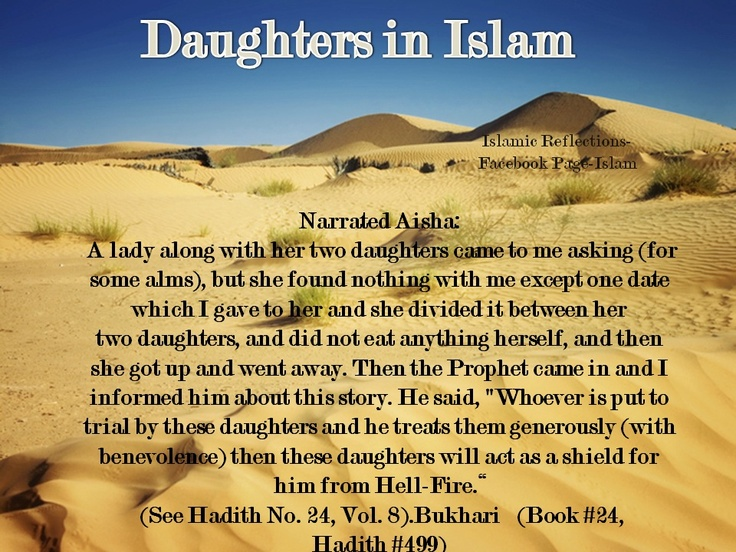 Daughters in Islam.
