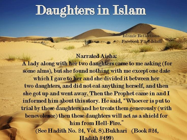 Daughters in Islam.