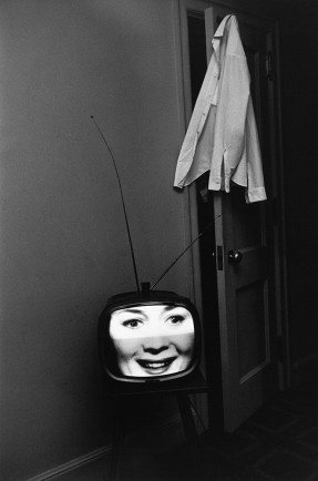 Lee Friedlander - from the photo series 'The Little Screens', 1961-70.