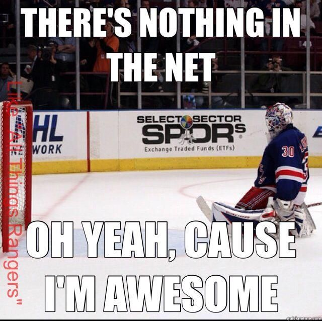 Awesome Game By Henrik For His First Shutout Of The Season 3 Stars