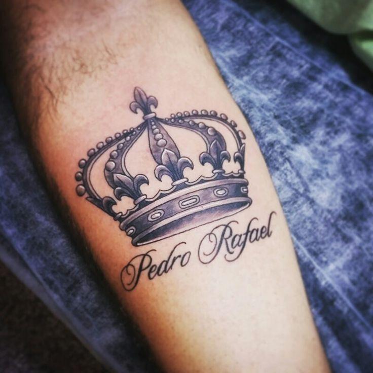 #tattoo #coroa